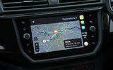 Apple CarPlay in the Seat Ibiza
