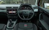 Seat Ibiza dashboard