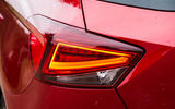 Seat Ibiza rear LED lights
