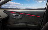 Seat Leon Cupra 300 right front doorcard