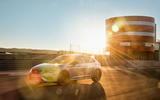 Seat Leon Cupra 300 with glare