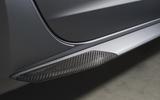Seat Leon Cupra R carbonfibre sills