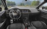 Seat Leon Cupra R dashboard