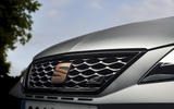 Seat Leon Cupra R front grille