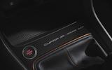 Seat Leon Cupra R ignition button