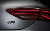 Seat Leon Cupra R rear light