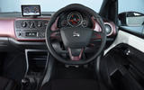 Seat Mii by Mango dashboard