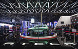 SEAT's Paris Motor Show stand, with the Ateca X-PERIENCE on display