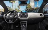 2020 Seat Mii electric press shots - dashboard