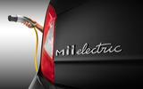 2020 Seat Mii electric press shots - badge