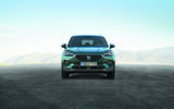 A front view of Seat's new Tarraco SUV