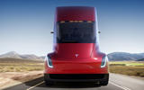 Tesla semi truck revealed with 5sec 0-60mph time