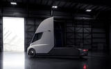 Tesla semi truck revealed with 5.0sec 0-60mph time
