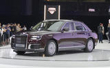 New Aurus firm launches Russian presidential limousine