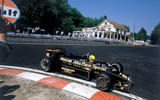 Ayrton Senna John Player Special Lotus