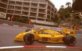 Ayrton Senna Camel F1