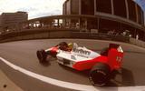 Ayrton Senna Marlboro F1