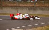 Ayrton Senna Marlboro McLaren