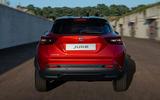 2020 Nissan Juke reveal - static rear