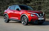 2020 Nissan Juke reveal - hero front