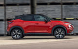 2020 Nissan Juke reveal - driving side