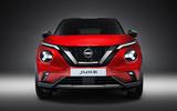 2020 Nissan Juke reveal - static front