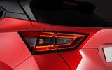 2020 Nissan Juke reveal - brakelight detail