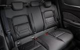 2020 Nissan Juke reveal - rear seats