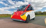 Gordon Murray Shell concept car