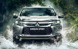 Mitsubishi Shogun Sport to sell for £36,905 from the spring