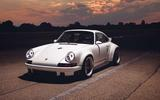 Porsche 911 DLS by Singer and Williams