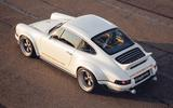 Porsche 911 DLS by Singer and Williams