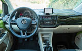 Skoda Citigo dashboard