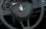 Skoda Citigo steering wheel
