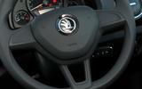 Skoda Citigo steering wheel