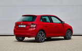 Skoda-fabia-2018-rear-three-quarters