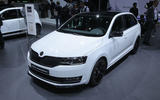 Skoda Rapid and Rapid Spaceback