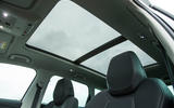 Skoda Karoq 1.5 TSI panoramic sunroof