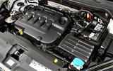 2.0 TDI Skoda Karoq engine