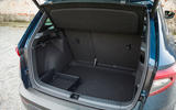 Skoda Karoq boot space