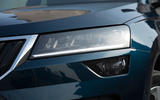 Skoda Karoq LED headlights