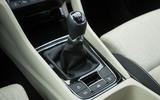 Skoda Karoq manual gearbox