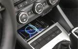 Wireless Skoda Octavia phone charger