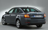 Skoda Octavia Rear Static