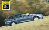 Britain's Best Car Awards 2020 - Skoda Octavia Estate