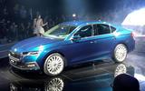 Skoda Octavia 2020 official launch - front
