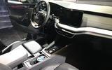 Skoda Octavia 2020 official launch - interior