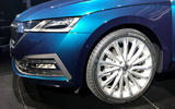 Skoda Octavia 2020 official launch - alloy wheels
