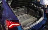 Skoda Octavia 2020 official launch - boot