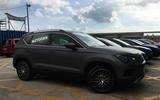 Hot Seat Ateca Cupra sighting suggests 300bhp model is on way